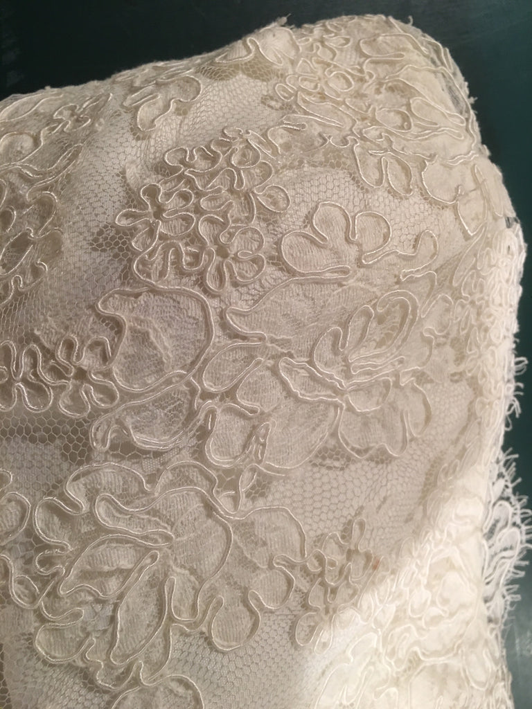 Rivini 'French Lace' - Rivini - Nearly Newlywed Bridal Boutique - 1