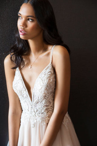 Galina Signature 'Sheer Beaded'