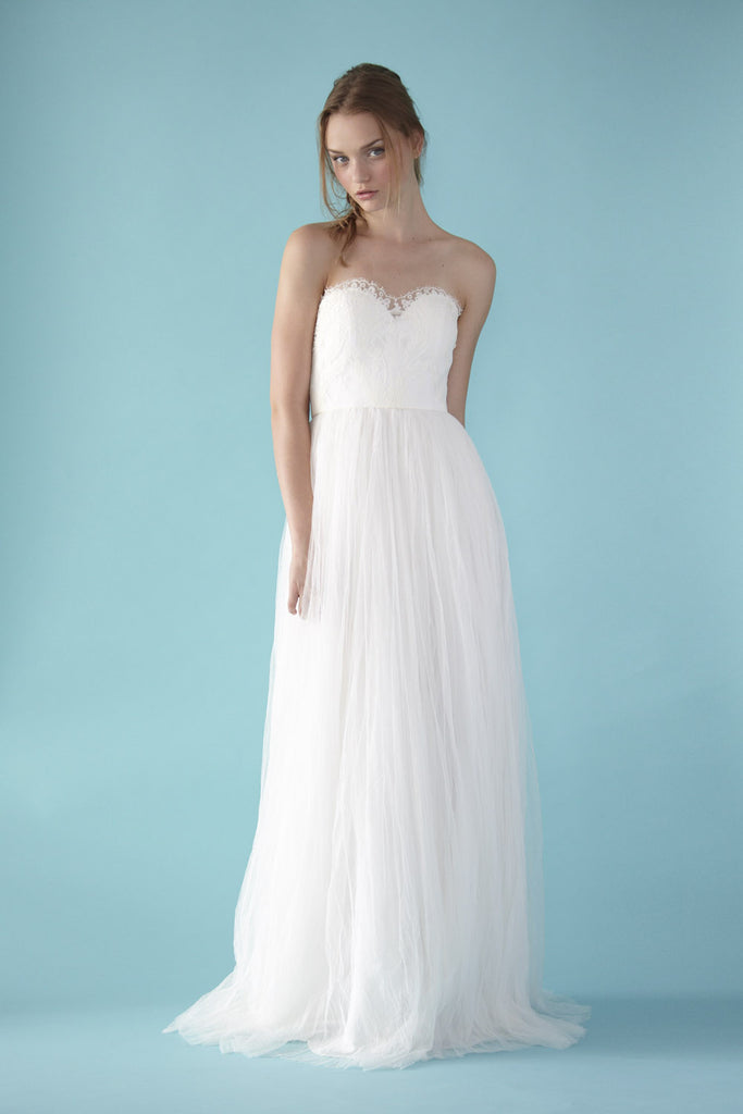 Love, Yu 'Calla' - Love, Yu - Nearly Newlywed Bridal Boutique - 1