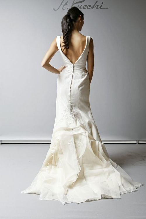 St. Pucchi Style Z370 - St Pucchi - Nearly Newlywed Bridal Boutique - 2