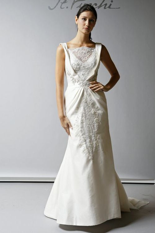 St. Pucchi Style Z370 - St Pucchi - Nearly Newlywed Bridal Boutique - 1