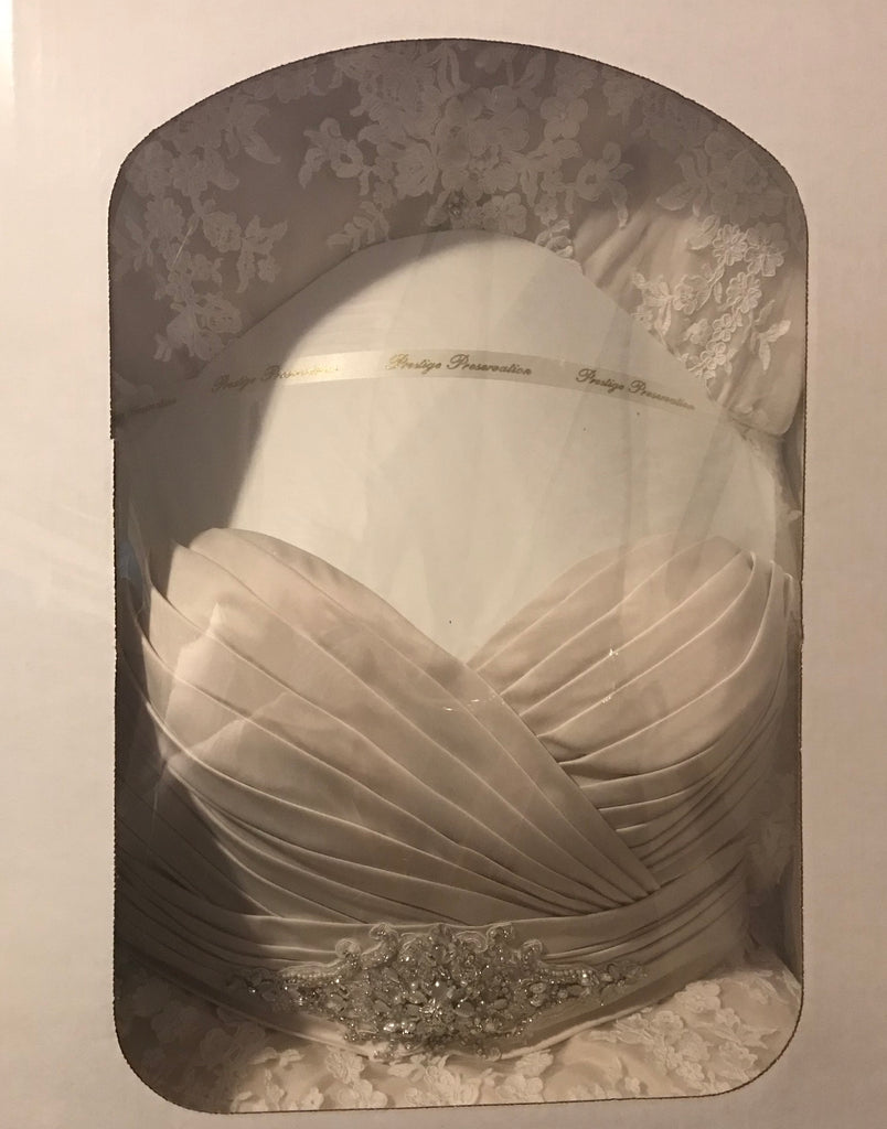 Allure '9202' size 22 used wedding dresses in box