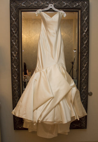 Ulla Maija Mermaid Laetitia Wedding Dress