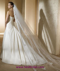 Pronovias 'Almata' - Pronovias - Nearly Newlywed Bridal Boutique - 2