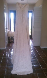 "Monique Lhuillier ""Mona"" - Monique Lhuillier - Nearly Newlywed Bridal Boutique - 5"