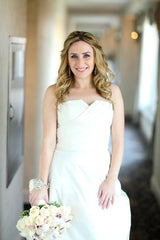 Anna Maier 'Strapless' - Anna Maier - Nearly Newlywed Bridal Boutique - 3