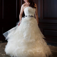 "Vera Wang ""Helena"" - Vera Wang - Nearly Newlywed Bridal Boutique - 4"