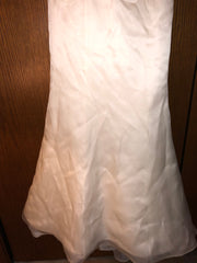 Exquisite Bride 'Portia' size 10 new wedding dress view of body of dress