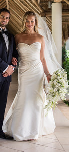 Rebecca Minkoff Inspired Custom Gown By Modern Trousseau - Modern Trousseau - Nearly Newlywed Bridal Boutique - 2
