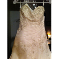 Mori Lee Style 1662 - Mori Lee - Nearly Newlywed Bridal Boutique - 2