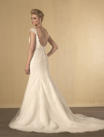 Alfred Angelo '1716161' - alfred angelo - Nearly Newlywed Bridal Boutique - 4