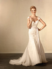 Alfred Angelo '1716161' - alfred angelo - Nearly Newlywed Bridal Boutique - 5