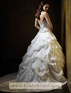 'Alfred Angelo 'Piccione 404' - alfred angelo - Nearly Newlywed Bridal Boutique - 2