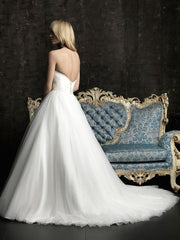 Allure Bridals '8957' - Allure Bridals - Nearly Newlywed Bridal Boutique - 3