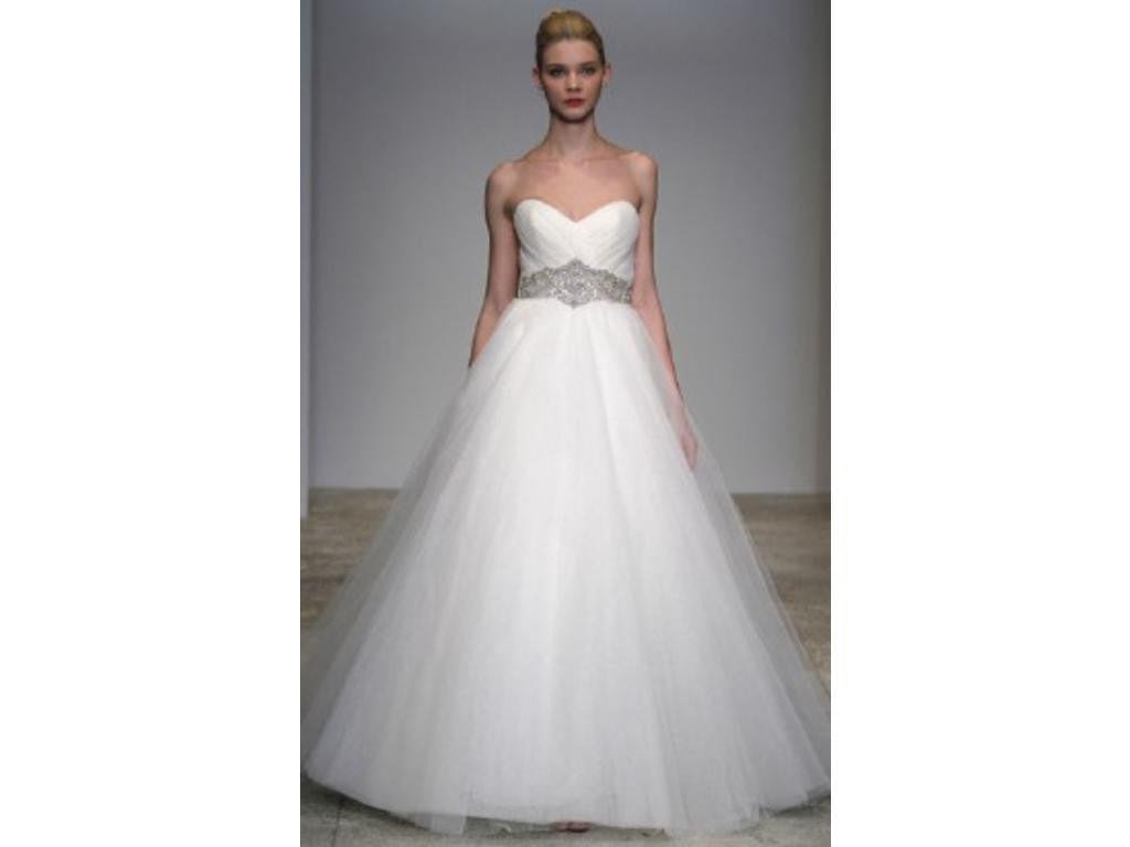 Kenneth Pool 'Amour' - Kenneth Pool - Nearly Newlywed Bridal Boutique - 1