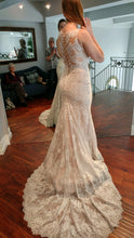 Load image into Gallery viewer, Allure Bridals '9455' wedding dress size-10 PREOWNED