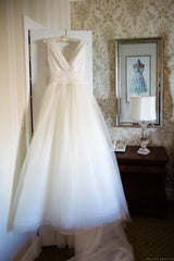 Carolina Herrera 'Chloe' - Carolina Herrera - Nearly Newlywed Bridal Boutique - 1