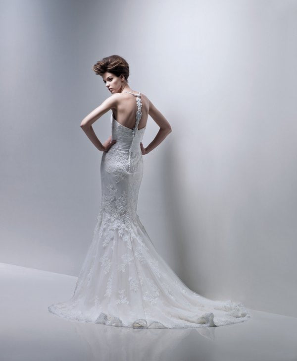"Enzoani ""Francesca"" - Enzoani - Nearly Newlywed Bridal Boutique - 2"