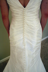 Mori Lee style #6727 - Mori Lee - Nearly Newlywed Bridal Boutique - 3