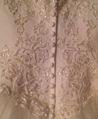 Oleg Cassini '7324' - Oleg Cassini - Nearly Newlywed Bridal Boutique - 2