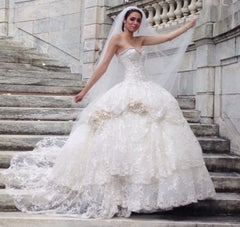 Pnina Tornai 'Sweetheart' - Pnina Tornai - Nearly Newlywed Bridal Boutique - 5