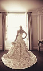 Amsale 'Bijou' - Amsale - Nearly Newlywed Bridal Boutique - 1