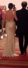 Badgley Mischka Bess Wedding Dress - Badgley Mischka - Nearly Newlywed Bridal Boutique - 3
