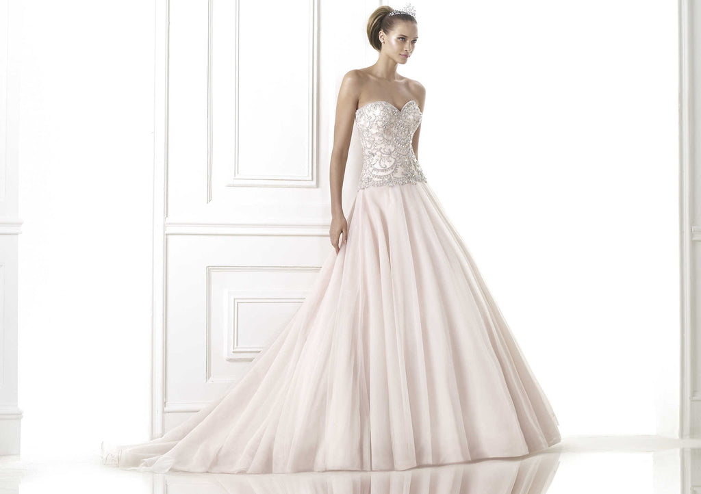 Pronovias 'Bolera' - Pronovias - Nearly Newlywed Bridal Boutique