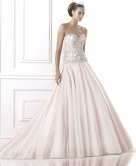Pronovias 'Bolera' - Pronovias - Nearly Newlywed Bridal Boutique - 1