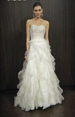 Badgley Mischka 'Lexington' - Badgley Mischka - Nearly Newlywed Bridal Boutique - 3