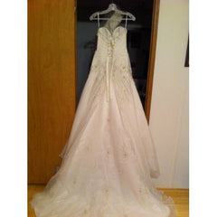 Mori Lee Style 1662 - Mori Lee - Nearly Newlywed Bridal Boutique - 4