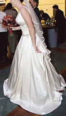 Romona Keveza 'Elizabeth' - Romona Keveza - Nearly Newlywed Bridal Boutique - 4