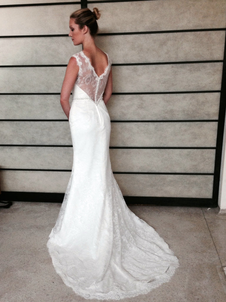 Winnie Couture 2014 Sevina 8428 - Winnie Couture - Nearly Newlywed Bridal Boutique - 4