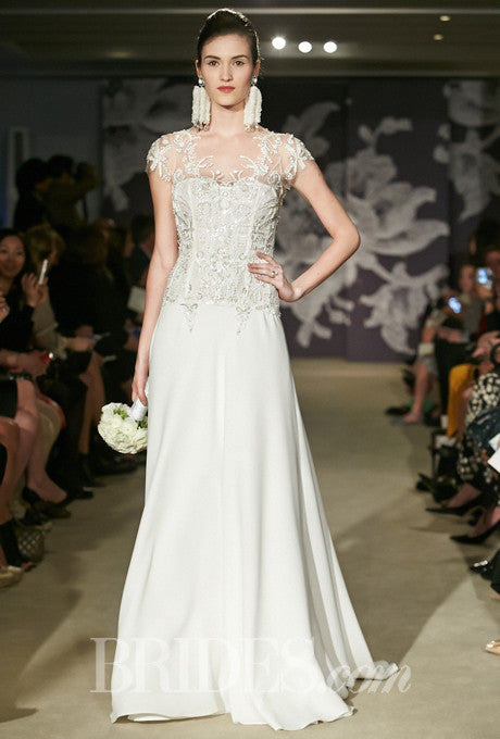 Carolina Herrera 'Charlie' - Carolina Herrera - Nearly Newlywed Bridal Boutique - 2