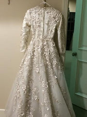 Carolina Herrera 'Franz Xavier Winterhalter' - Carolina Herrera - Nearly Newlywed Bridal Boutique - 5