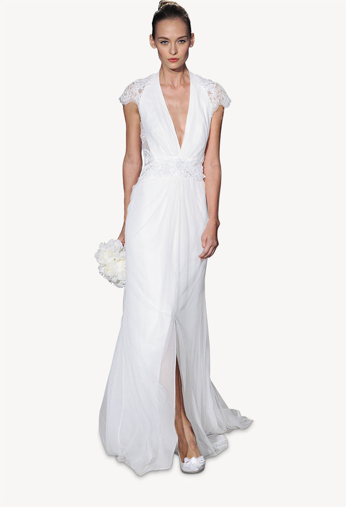 Carolina Herrera 'Cassidy' - Carolina Herrera - Nearly Newlywed Bridal Boutique - 2