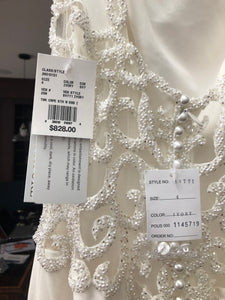 Galina Signature 'Sv771' wedding dress size-04 NEW