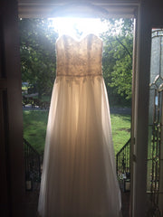 Christos 'Lavinia' - Christos - Nearly Newlywed Bridal Boutique - 1