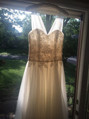 Christos 'Lavinia' - Christos - Nearly Newlywed Bridal Boutique - 4