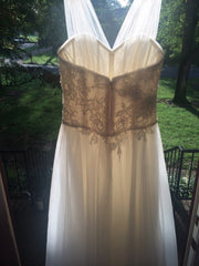 Christos 'Lavinia' - Christos - Nearly Newlywed Bridal Boutique - 5