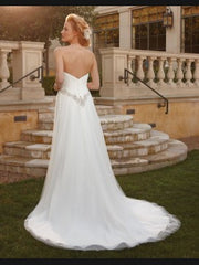 Casablanca Style 2041 - Casablanca - Nearly Newlywed Bridal Boutique - 2