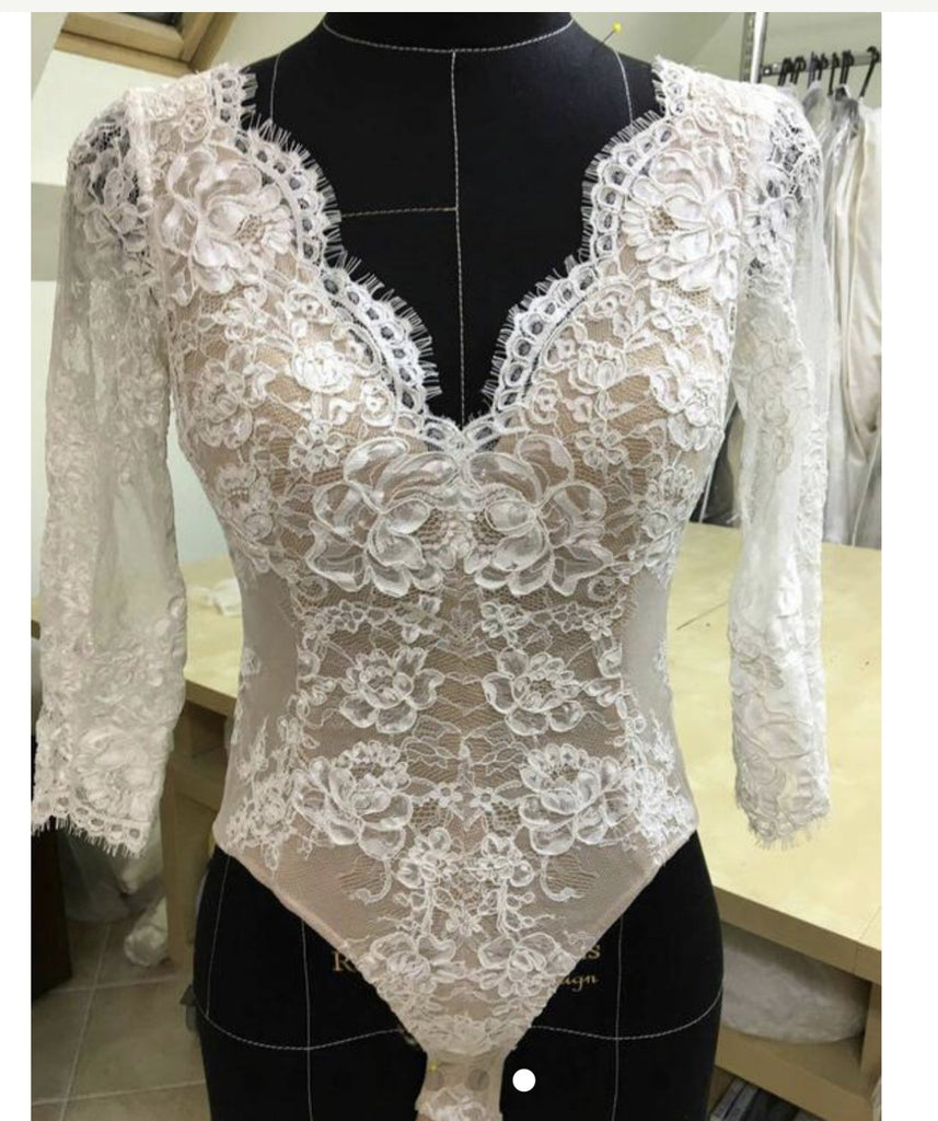 Custom 'Lace With Tulle'