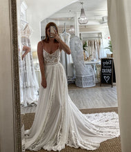 Load image into Gallery viewer, Rish Bridal 'Sierra Gown' wedding dress size-04 NEW