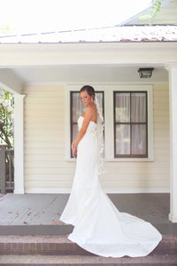 Nicole Miller 'Dakota' - Nicole Miller - Nearly Newlywed Bridal Boutique - 3