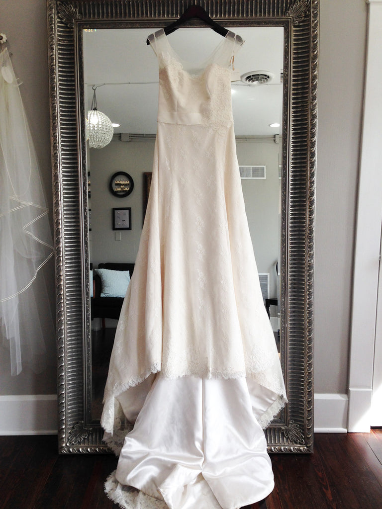 Amy Kuschel 'Darling' - amy kuschel - Nearly Newlywed Bridal Boutique - 2