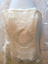 Load image into Gallery viewer, Melissa Sweet Hallie Strapless Wedding Dress - Melissa Sweet - Nearly Newlywed Bridal Boutique - 3
