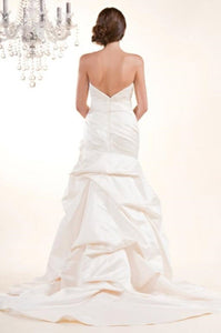Winnie Couture Mina 9134 Wedding Dress - Winnie Couture - Nearly Newlywed Bridal Boutique - 3