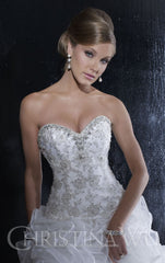 Christina Wu 15515 - Christina Wu - Nearly Newlywed Bridal Boutique - 2