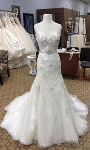 Maggie Sottero 'Delores' - Maggie Sottero - Nearly Newlywed Bridal Boutique - 3