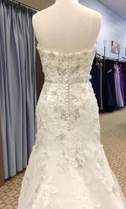 Maggie Sottero 'Delores' - Maggie Sottero - Nearly Newlywed Bridal Boutique - 4
